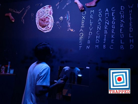 ‪Trapped Escape Room Singapore‬