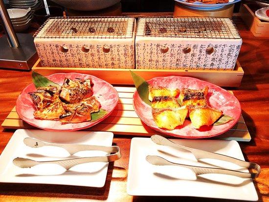 Breakfast at Hishou at Hotel Nikko Bangkok