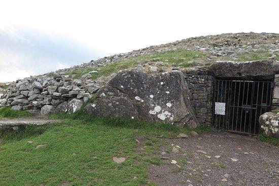 Main Cairn Entrance