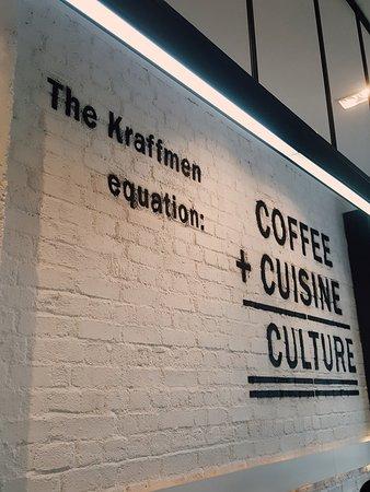 Kraffmen: Words