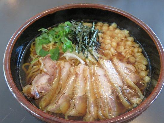 Zabun Meat Buckwheat Bird Chinese: 鳥中華