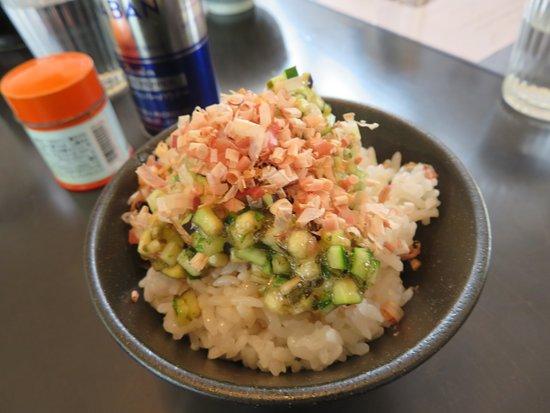 Zabun Meat Buckwheat Bird Chinese: 山形だしご飯