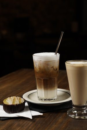 Savoor - The House of Panini: Ice Latte