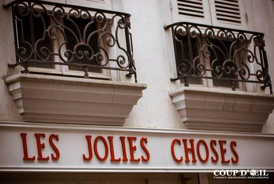 Les Jolies Choses Bayonne