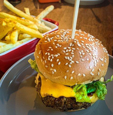 Branston Burger