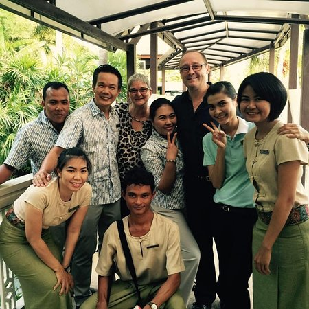 Foto Personal Centara Villas Phuket