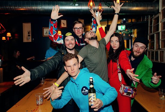 Pub Crawl Innsbruck