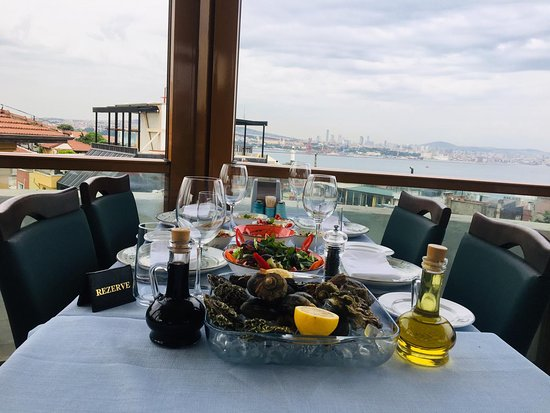 By Kinyas Restaurant  Istanbul