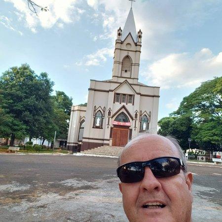 Serra Azul, SP : Origens de meu pai