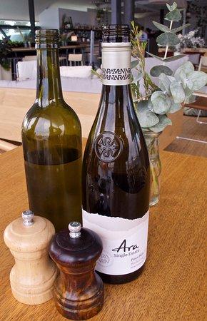 Helm: Fine Ara Pinot Noir from Marlborough, New Zealand