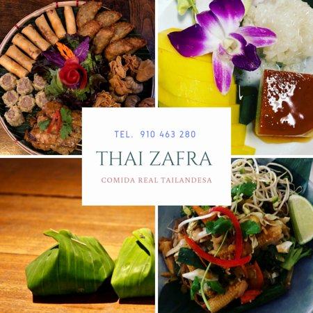 Thai Zafra... Comida Real Tailandesa
