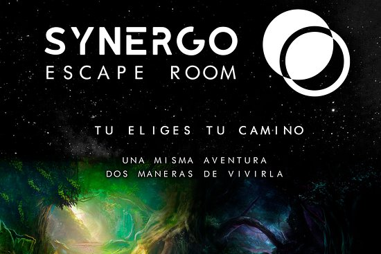 ‪Synergo Escape Room‬