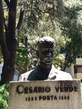 Busto de Cesario Verde