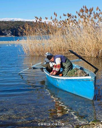 Prespes, Yunanistan: Ψαράδες Πρεσπες