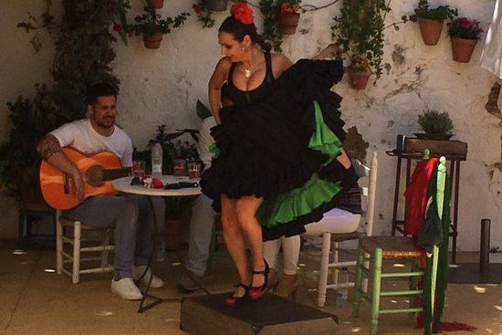 ‪Tablao Flamenco Tasca La Puerta Ancha‬