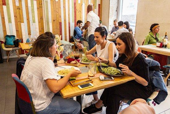 Ayo Pasta Bar: Ayó Pasta Bar, Rúa Alta, 3.