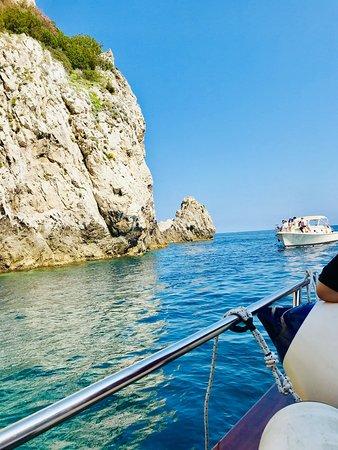 Capri Private Boat Tour from Sorrento: Capri