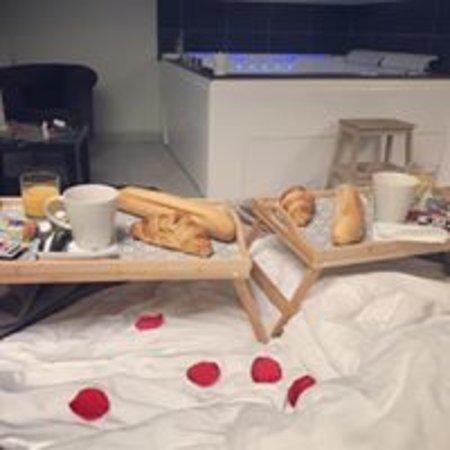 Saint-Gildas-des-Bois, ฝรั่งเศส: cocooning romantique à souhait