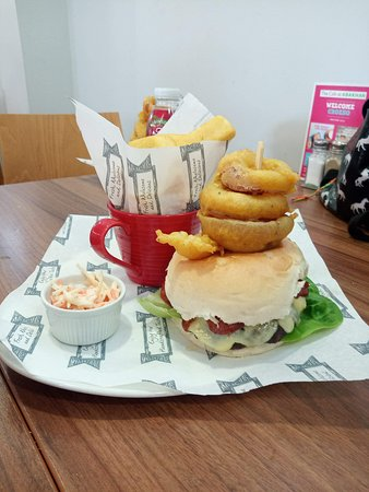 Mostyn, UK: Father's Day meal