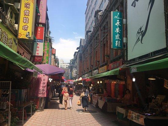 Yuan Ling Shoe Street