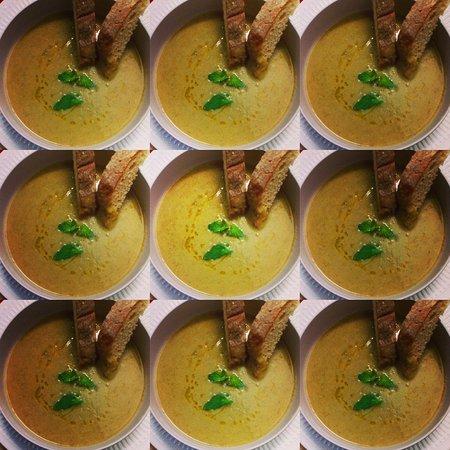 Macco piccola cucina espressa: Macco di Fave