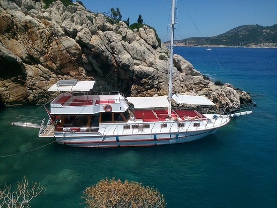 Kalkan, Tyrkiet: enjoy the peace