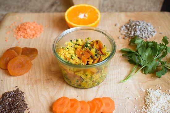 Vivotto : Lentil salad