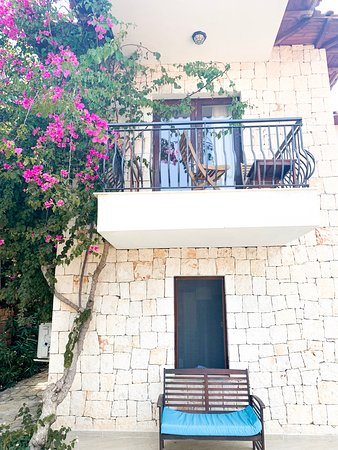 Club Barbarossa Hotel and Villas: room with balcony