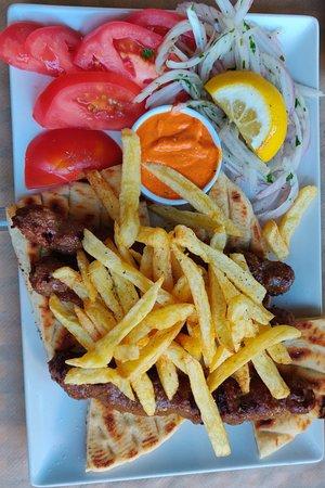 Rigani: Kebab