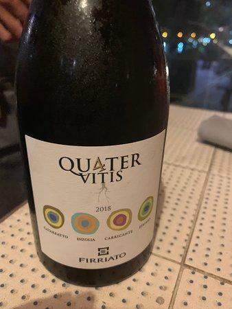 ottimo vino siciiano