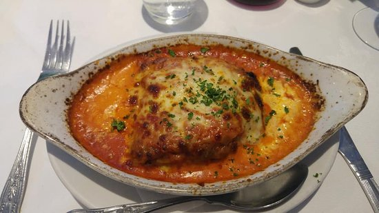 Lasagna - looks great but didn't  live up to expectations!