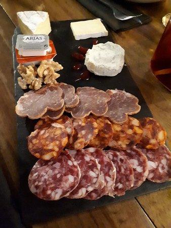 Un buen francés en el centro de Alcalá