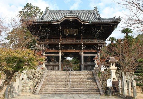 Kokawadera Temple: 粉河寺中門