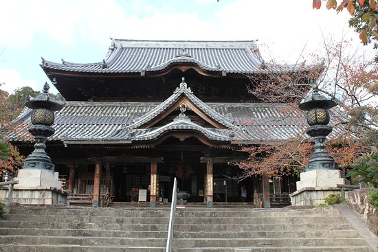 Kokawadera Temple: 粉河寺本堂