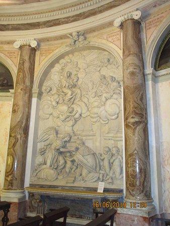 Capela da Santa Cova. Cadiz.