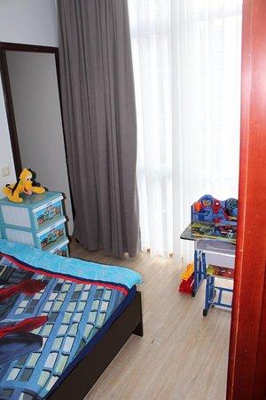 Μπατούμι, Γεωργία: Bedroom for children or adults.