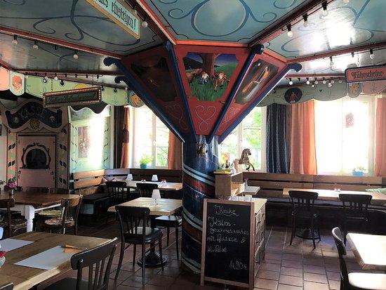 Murg, เยอรมนี: The restaurant