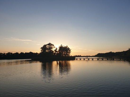 Mysliborz, Polen: Jezioro Myśliborskie