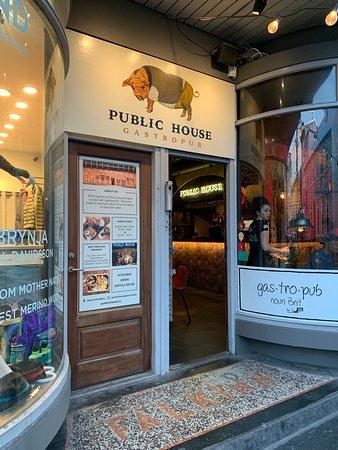 Public House Gastropub