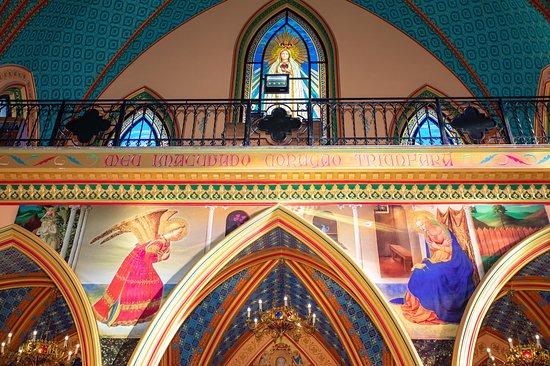 Capela Nossa Senhora De Fatima - Arautos do Evangelho