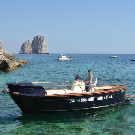 Island of Capri Photo