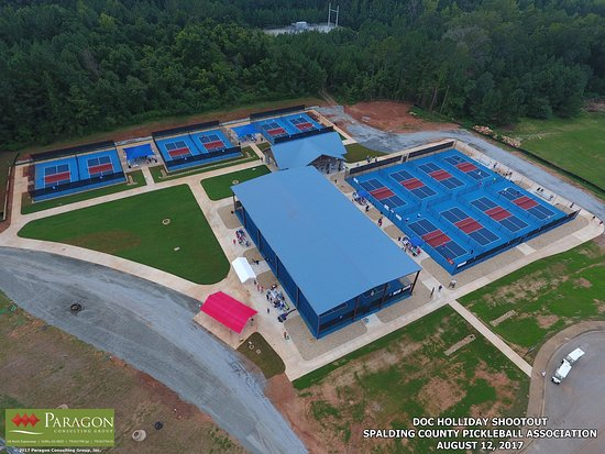 Spalding County Pickleball Complex