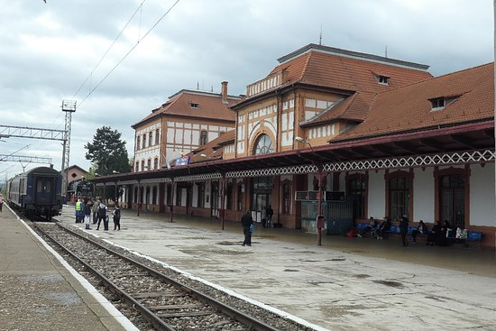 Teius Train Station