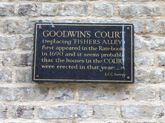Goodwin's Court