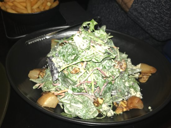 Flame Bar and Grill: Caesar salad....