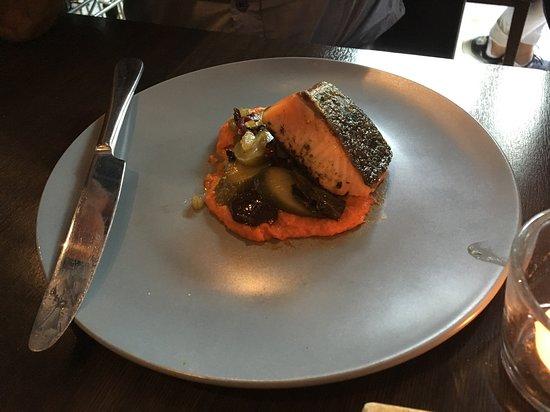 Accords bistro: saumon