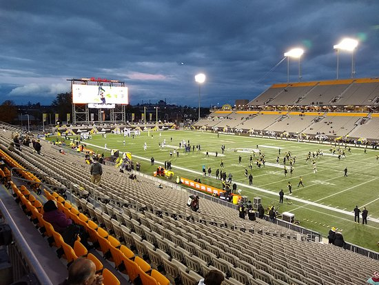 ‪Tim Hortons Field‬