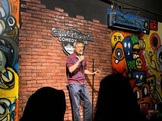 Crackhouse Comedy Club