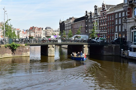 Amsterdam Canal Ring: Canal