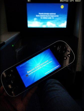 Korean Air: Hi-tech Entertainment System